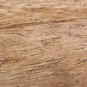 Консоль из Полиуретана Уникс Классика К1 Светлый Дуб Д90хШ70хВ110 мм Умеренная Обработка Топором