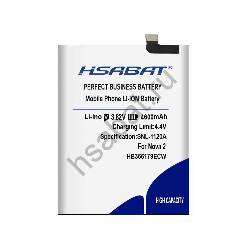 Аккумулятор HB366179ECW 4600 мАч