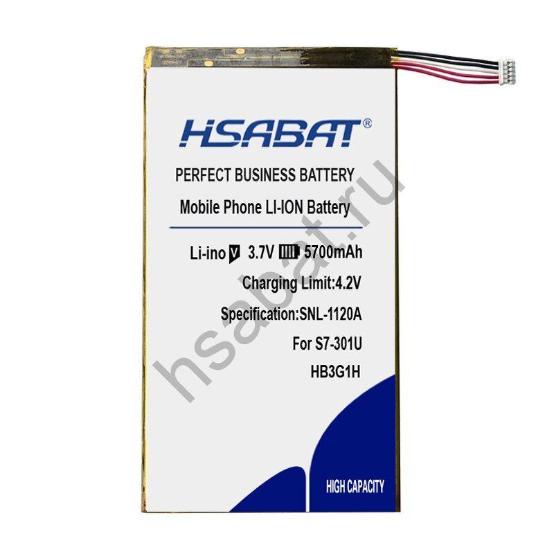 Аккумулятор HB3G1H HB3G1 5700 мАч