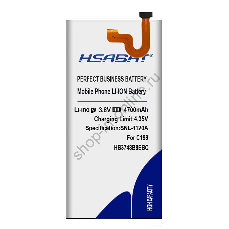 Аккумулятор HB3748B8EBC 4700 мАч