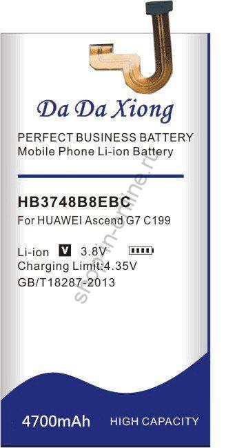 Аккумулятор HB3748B8EBC 4700 мАч Япония
