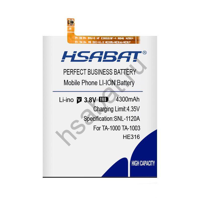 Аккумулятор HE316 4300 мАч