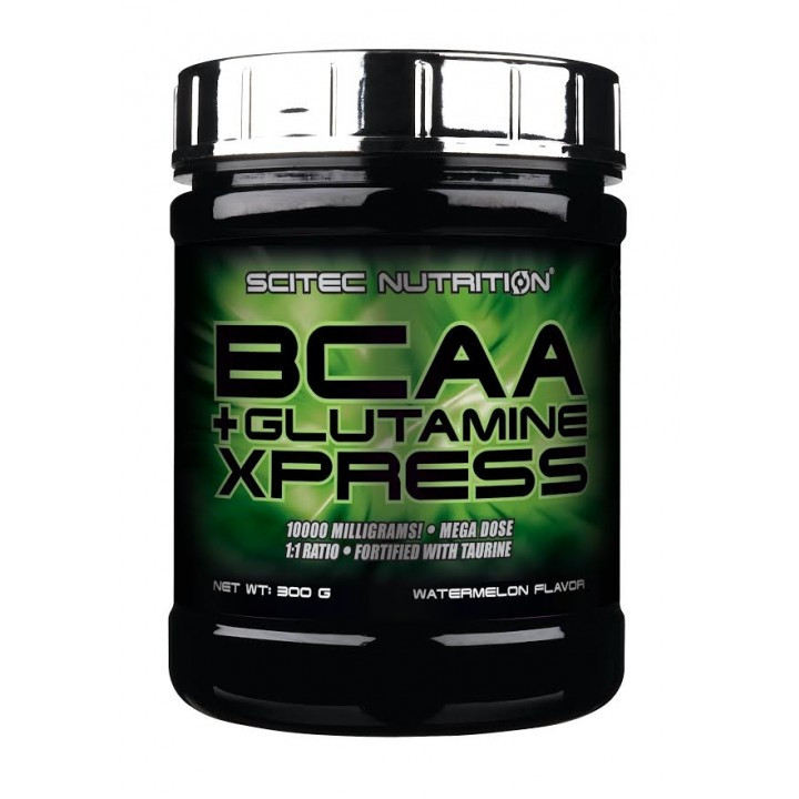 BCAA+Glutamine Xpress от Scitec Nutrition 300 гр