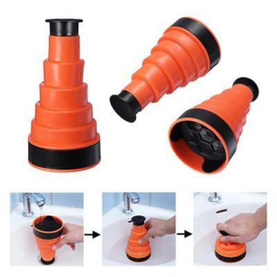 Ручной плунжер для раковины Water Drain Clog Cannon
