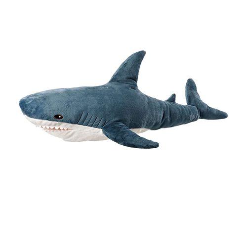 Игрушка подушка акула 87 см