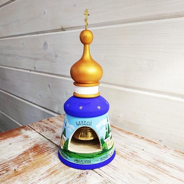 """Церковь расписная """"Валдай. Иверский монастырь"""""""