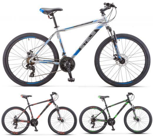 Велосипед горный Stels Navigator 500 D 26 2021
