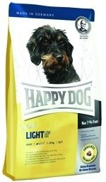 Корм сухой Happy Dog Mini  Light для собак малых пород с птицей 4кг