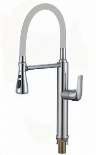 Смеситель для кухонной мойки с гибким изливом Savol S-002803-04