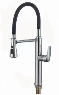 Смеситель для кухонной мойки с гибким изливом Savol S-002803