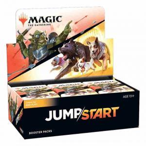 MTG: Дисплей Jumpstart бустеров издания Core Set 2021 на английском языке