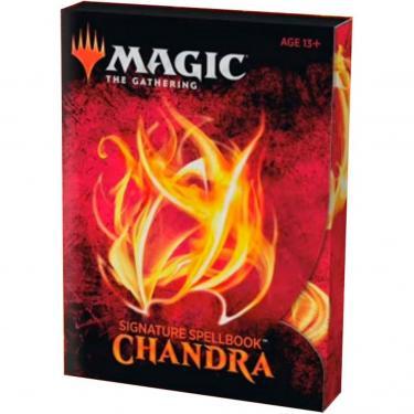 MTG: Набор Signature Spellbook: Chandra на английском языке