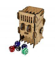"""Башня для бросания кубиков """"Dice Crusher"""""""