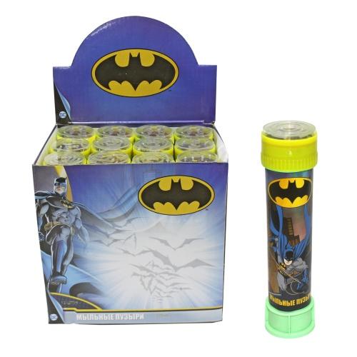 1toy Batman, мыльные пузыри, бут. 110 мл