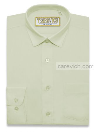Рубашка для первоклассника 29(116-122) арт. 3258 длинный рукав