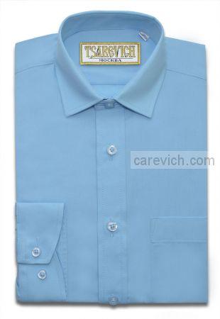Рубашка для первоклассника 29(116-122) арт. Alaska длинный рукав