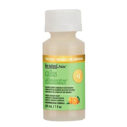 Be Natural Средство для удаления натоптышей Callus Eliminator, 29 мл