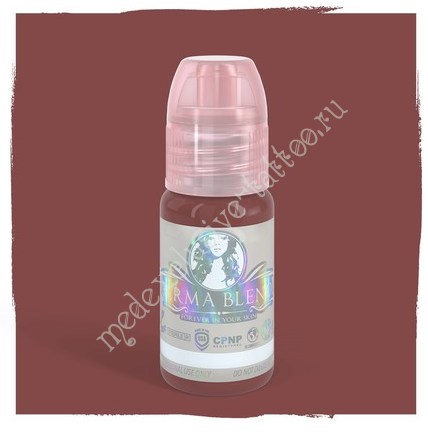 Perma Blend для татуажа губ и ареолов Wild Flower 15 ml