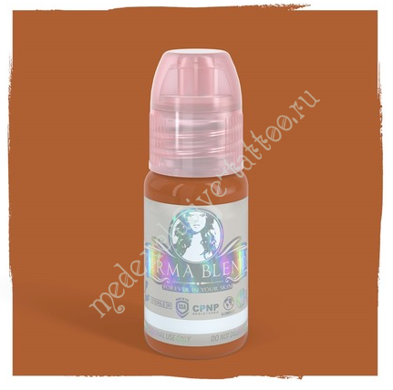 Perma Blend для татуажа губ и корректор Pumpkin 15 ml