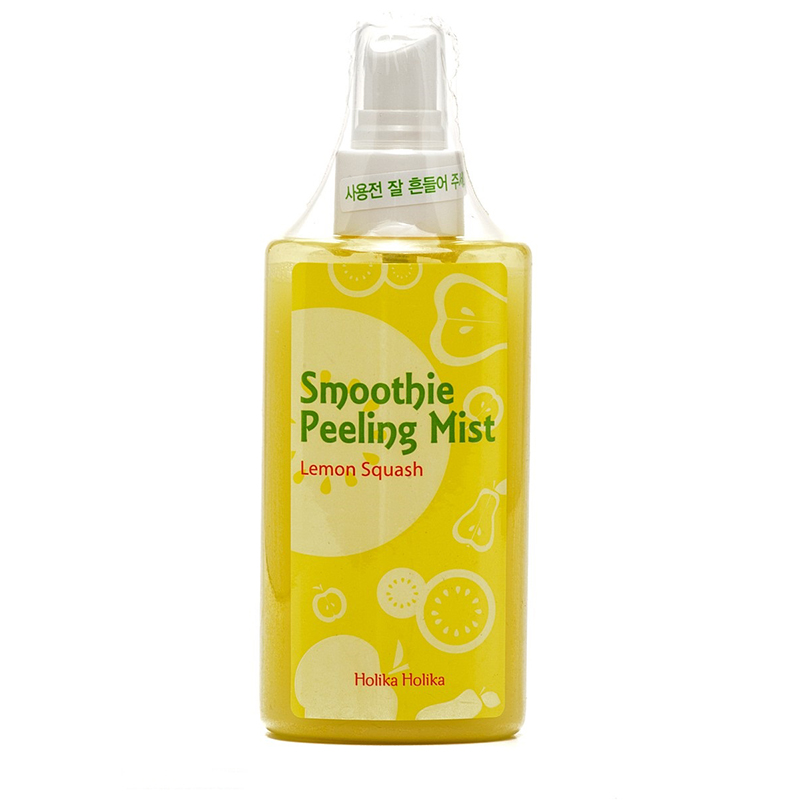 Пилинг-спрей для лица Holika Holika Smoothie Peeling Mist Lemon Squash