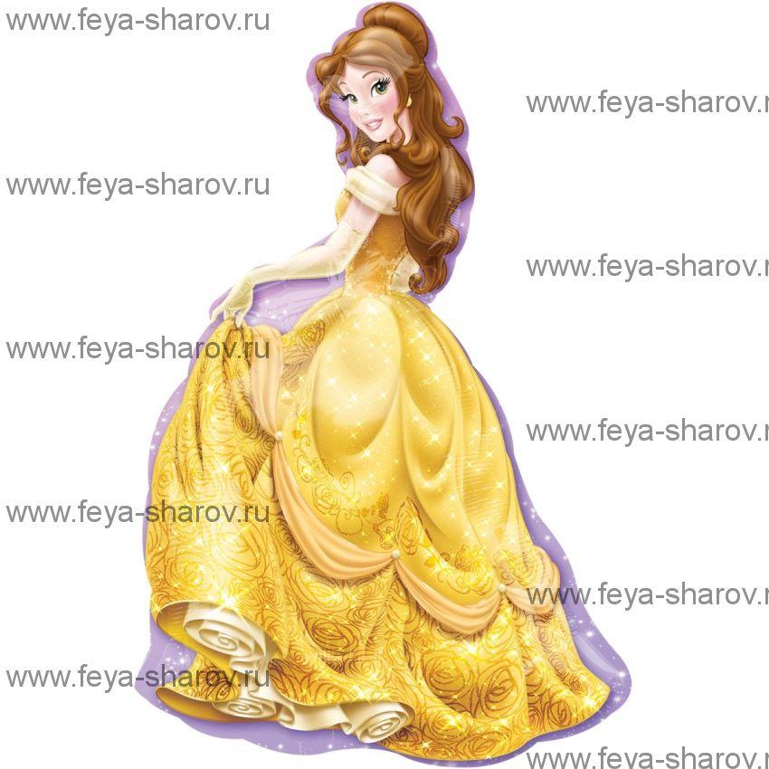Шар Принцесса Бель 60х99 см