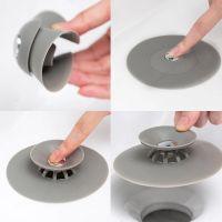 Пробка-фильтр для раковины или ванны FLEX_5
