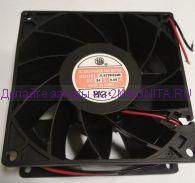 Вентилятор 92х38 24В 0.6А для сварочного аппарата