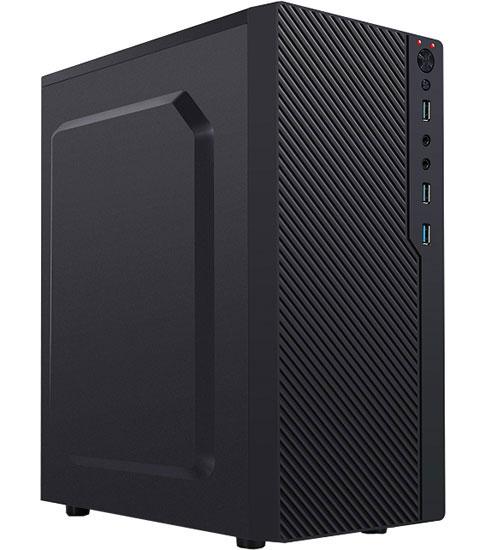 Персональный компьютер Pentium G5400-3.7GHz/H310/RAM 4GB/SSD 240GB/no DVD/400W