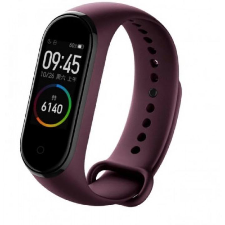 Браслет Xiaomi Mi Band 4 Wine red