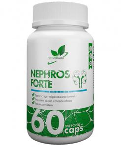 Nephros Forte (здоровые почки) от NaturalSupp 60 кап