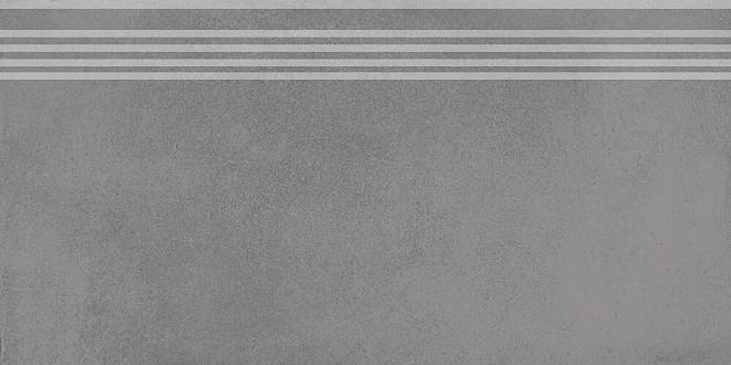 SG227500R/GR | Ступень Мирабо серый обрезной