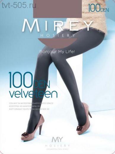 Колготки Mirey 100den velveteen