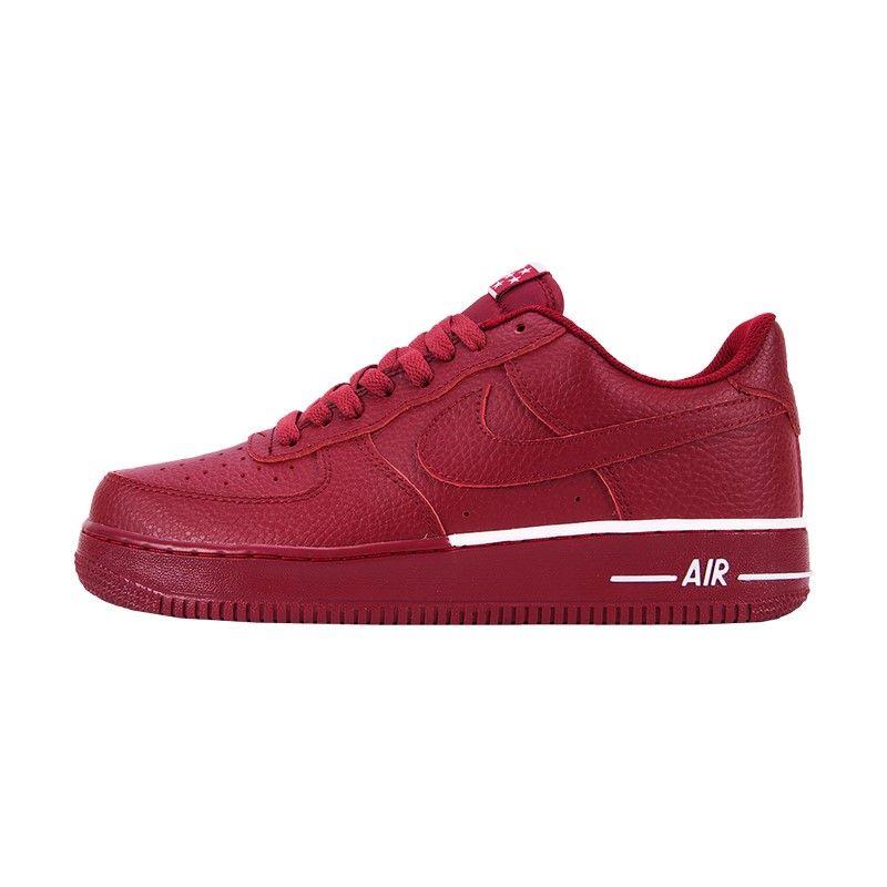 Кроссовки Nike Air Force 1 '07 красные
