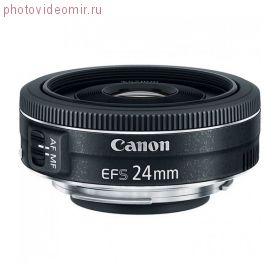 Объектив Canon EF-S 24mm f/2.8 STM