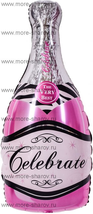 Шар Бутылка Шампанского 94 см