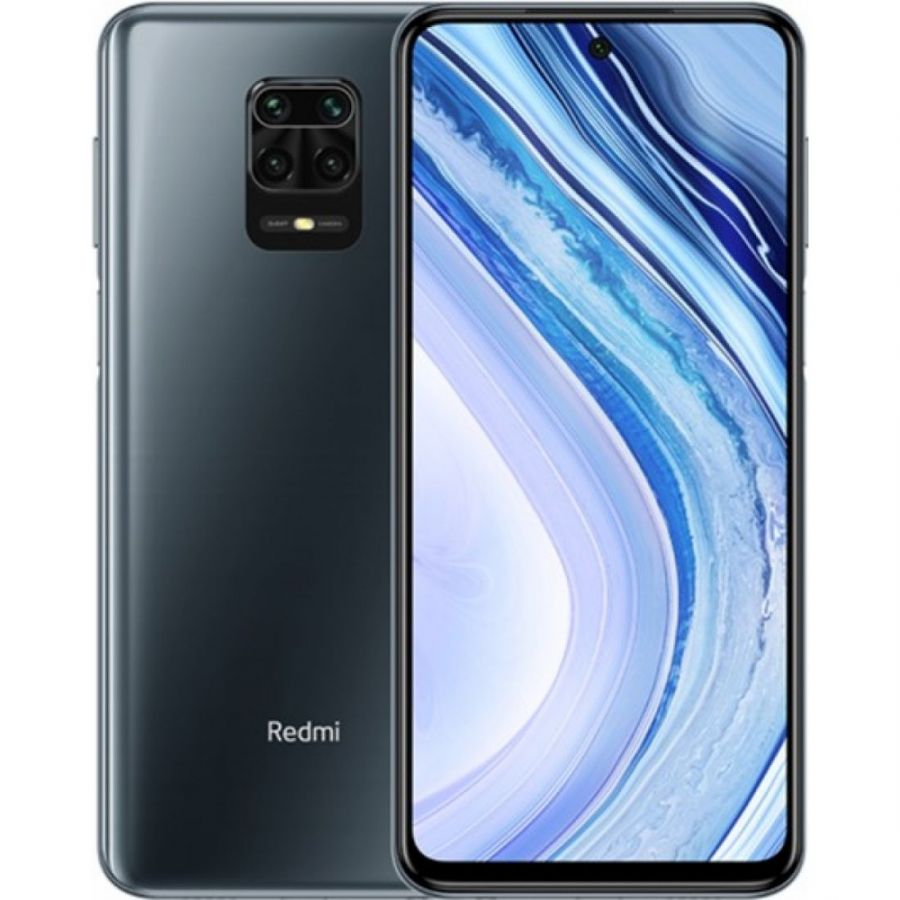 Redmi Note 9 Pro 6/64Gb Interstellar Grey