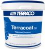Декоративное Покрытие Terraco Terracoat Suede Sil 25кг с Эффектом Замша, Cиликоновое, Тонкослойное для Фасадов и Интерьеров