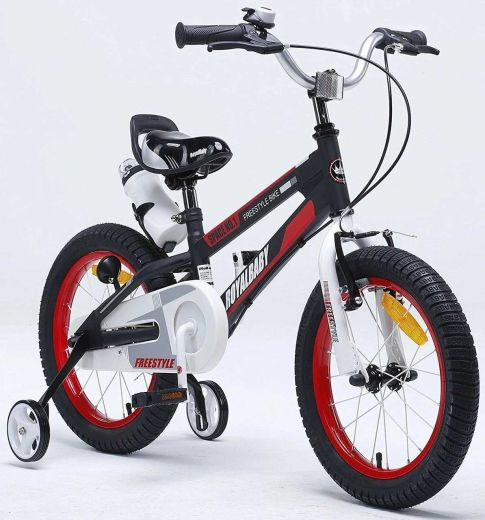 Royal baby Freestyle Space №1 Alloy Alu 18 Black