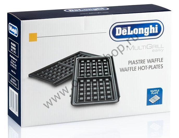 Комплект пластин DLSK155 для электрогриля De'Longhi SW12 (вафли)