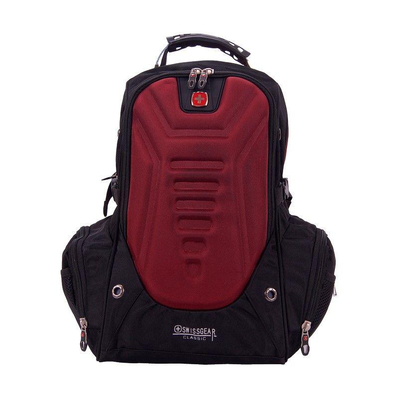 Рюкзак Swissgear бордовый