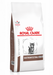 Ветеринарный сухой корм для котят Royal Canin Gastrointestinal Kitten (Гастроинтестинал киттен)