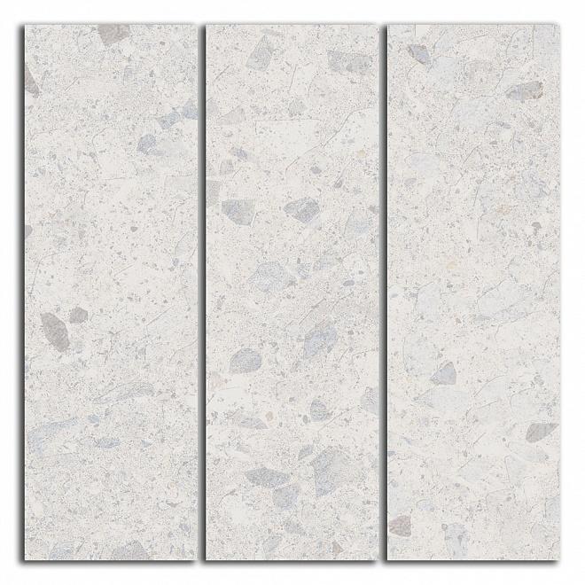 SG184/006 | Декор Терраццо серый светлый мозаичный