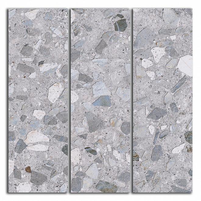 SG184/005 | Декор Терраццо серый мозаичный