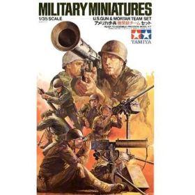 1/35 Амер.пулеметчики, гранатометчики в бою 8фиг.