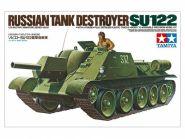 1/35 Сов. самох. установка СУ-122 с 1 фиг.
