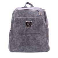 Рюкзак женский серый