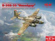 "B-26B-50 ""Инвейдер"", Американский бомбардировщик"