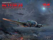 He 111H-20, Германский бомбардировщик ІІ МВ