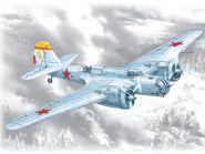 SB 2M-100A, Советский бомбардировщик ІІ Мировой войны