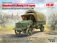 Standard B Liberty 2-й серии, Американский грузовой автомобиль І МВ